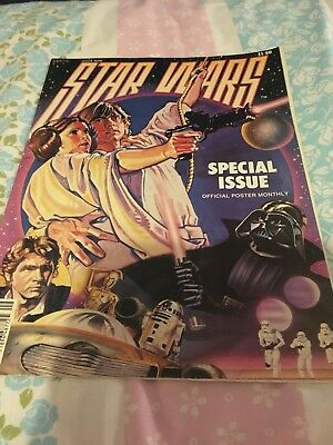 Star Wars Special Issue Official Poster Monthly 9