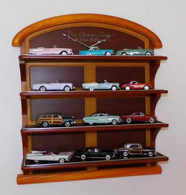Franklin Mint Classic Cars of the fifties - 12 Modelle inkl. Regal Dokumentation