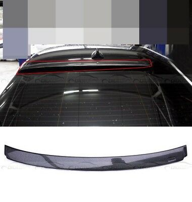 Carbon Fiber Rear Roof Spoiler Wing For BMW E92 3-Series Coupe AC Style 07-13