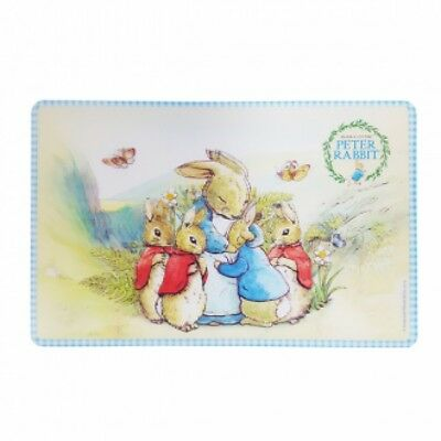 PETER RABBIT Plate,Bowl,cup,mat kids Dinner Set Melamine BPA Free,