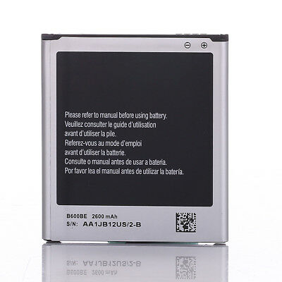 Rechargeable Battery  2600mah For Samsung GALAXY S4 I9500 I9502 I9505 B600BE