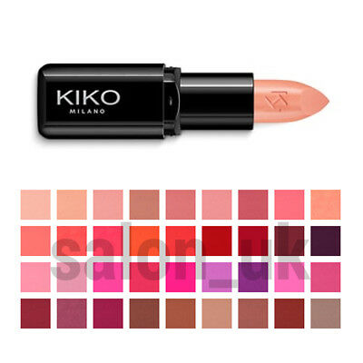 KIKO MILANO - Smart Fusion Lipstick - Full Range Available Brand New Free UK P&P
