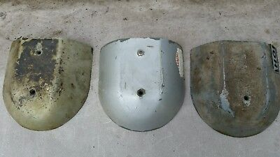 Lot of 3 Hobart 20 qt top covers
