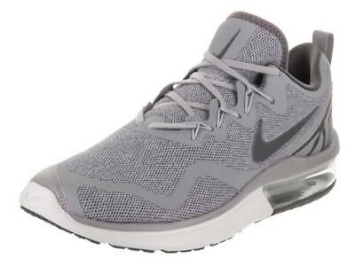 save off 9411c 666f1 Neuf pour Homme Nike Air Max Fourrure Chaussures Pointure  9.5 Coloris Wolf  Gris