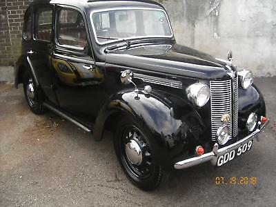 Austin 8 8 saloon 4 door PETROL MANUAL 1947/9