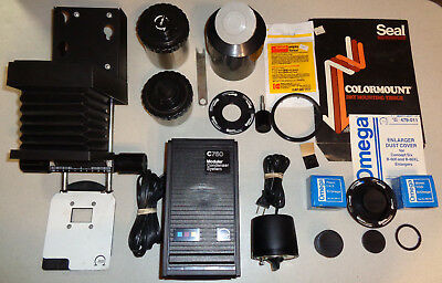 ~~Vintage Omega C760 Condenser System Enlarger + Extras -Dark Room- ~~Must See~~