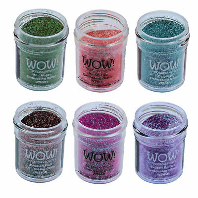 Wow! Glitter Embossing Powder 15ml
