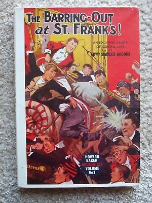 HB Nelson Lee Vol No.1 - The Barring-Out at St. Franks