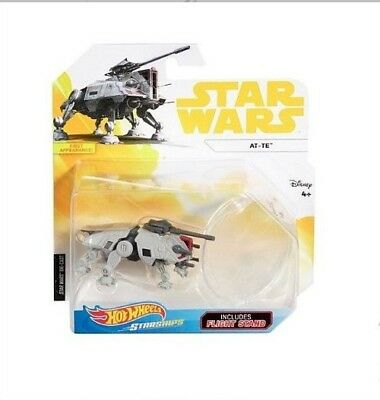 Star Wars Hot Wheels Solo Movie AT-TE AT TE