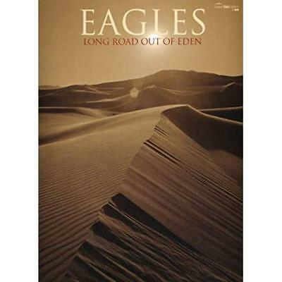 Long Road Out Of Eden: Guitar Tab Songbook The Eagles