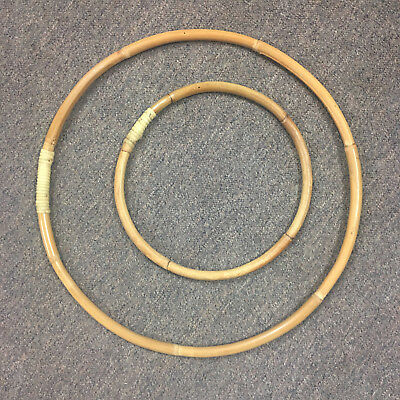 53cm RATTAN RING - Weddings/Florist/Macrame/Hoop/DIY/Bamboo/Cane/Display/Flowers