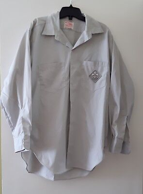 Boy Scouts Canada Long Sleeve Shirt Men's  Size 16