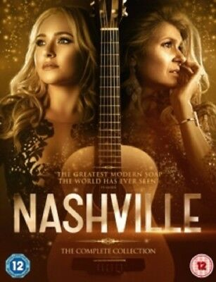 Nashville Season 1 2 3 4 5 6 The Complete Collection Series New DVD Box Set