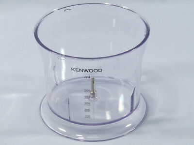 Kw712995 Kenwood Chopper Bowl For  Triblade Hb712 To Hb724 & Hdp4  In Heidelberg