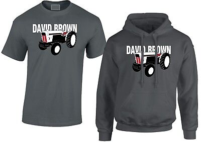 David Brown 990 Vintage Tractor MENS T-Shirt/Hoodie