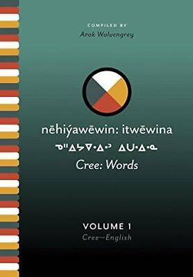 Cree: Words by University of Regina Press (Paperback, 2011)