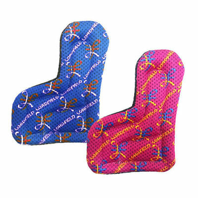 REVCON Premium BACK PAD COBRA BLUE RIGHT Hand Bowling Wrist Support_NU