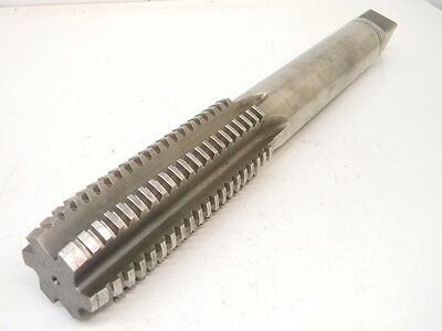 "USED BATH USA 2-1/8"" x 3-1/2 ACME TAP 6-FLUTE HIGH SPEED STEEL HSS"