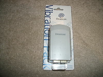 Genuine Official BRAND NEW - RUMBLE / VIBRATION PACK - SEGA DREAMCAST - RARE