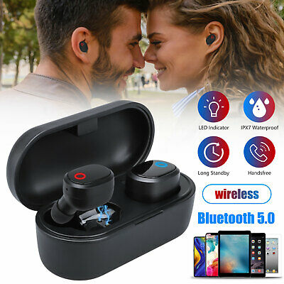Qi Wireless Fast Charger Car Mount Holder Suction Cup For Samsung Galaxy S9/S8