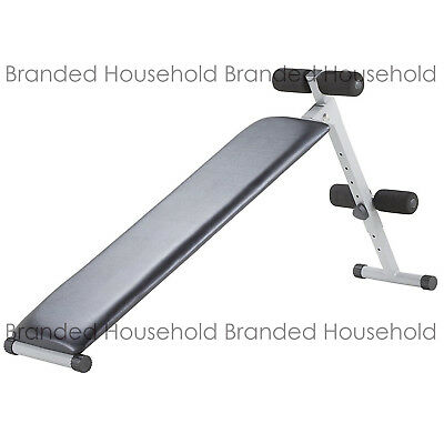 Tesco Fitness 2 In 1 Incline Gym Work Out Bench Abs Sit Up Stomach Home Exercise