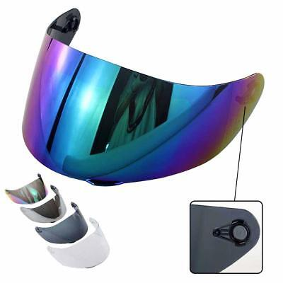 Hot Motorcycle Wind Shield Helmet Lens Visor Full Face Fit For AGV K3SV K5 EB