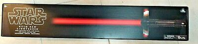 Star Wars Disney Parks Kylo Ren Lightsaber Removable Blade & Hilt! NIB Sealed