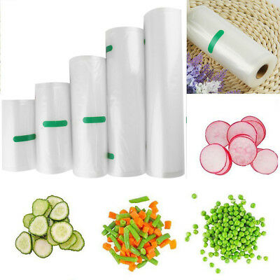 Vacuum Sealer Bags Fresh-keeping Storage Food Saver Reusable ​Rolls Kitchen Tool