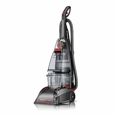 Hoover Steam Vac Plus Deluxe Models Owners Manual Instructions