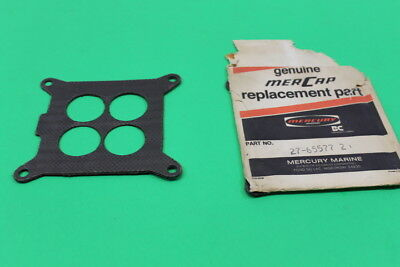 Sierra Marine Chrysler Force Carburetor Adapter Gasket 18-0314 Replace 27-828316