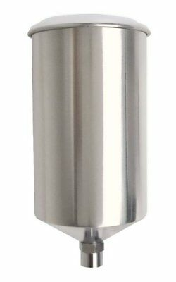 Titan 19906 Aluminum Gravity Feed Paint Cup w/ Lid 1000ML