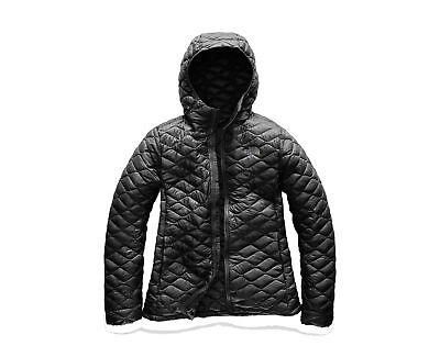 The North Face ThermoBall Hoodie TNF Black Women's Jacket A3KU2-JK3