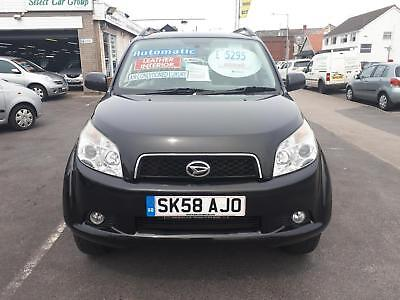 2008 DAIHATSU TERIOS 1.5 SE Automatic From GBP4,495 + Retail Package