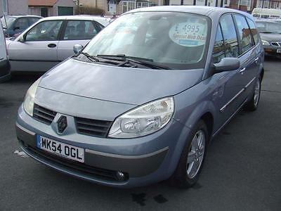 2004 RENAULT GRAND SCENIC Diesel Dynamique From £3,495 + Retail Package