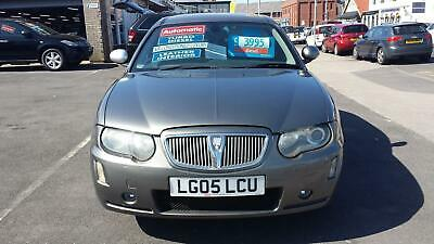 2005 ROVER 75 2.0 Diesel Auto From GBP2,695 + Retail Package