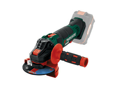 Parkside  Cordless 20V Team Li-ion Battery Angle Grinder Tool PWSA 20-Li B2