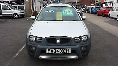2004 ROVER 25 STREETWISE 1.4 S 3 Door From GBP1,495 + Retail Package