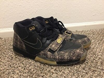 "Nike Air Trainer 1 Mid Prm Qs ""Paid In Full"" 607081 002 Mens Shoe 5bcc01ed2a"