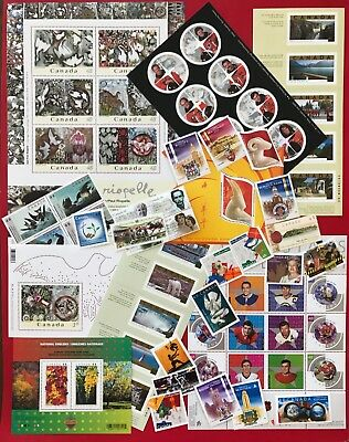 Canada 2003 Postage Stamps - Complete Year Annual Collection Stamp - Free Ship