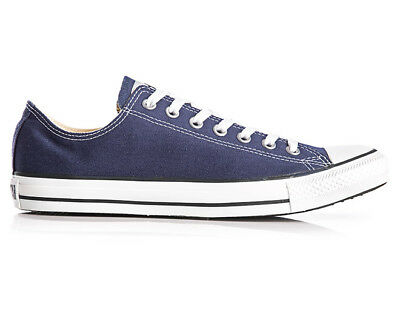 Converse Chuck Taylor Unisex All Star Low Shoe - Navy