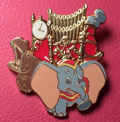 DISNEY PIN - DUMBO Circus Mickey's Pin Festival of Dreams Parade Collection New