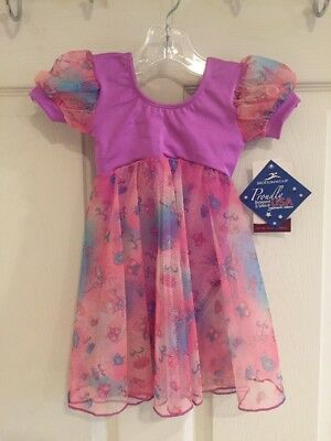 Ballet / Dance Dress by Motionwear - NEW - child size XS 2T-3T