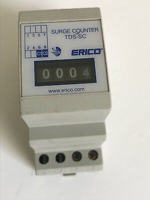 ERICO TDSSC 2M SURGE COUNTER  Without TD-AR Alarm Relay
