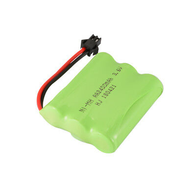 AA NI-MH 3.6V 2400mAh Replacement Battery +SM Port USB Cable for Car Model BC732