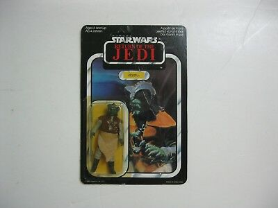 Vintage star wars 100 brand new display stands for action figures kenner palitoy