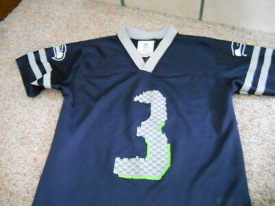 russell wilson jersey youth small
