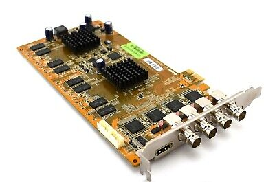 Hikvision High Definition Digital Compression Pcie Card Ds-4304Hfhi-E Bnc Hdmi