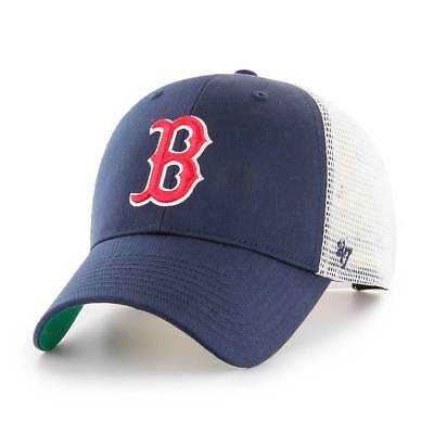 '47 Brand Boston Red Sox Branson MLB Trucker Cap