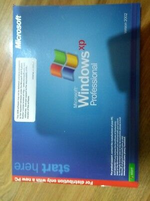 Microsoft Windows XP Professional Version 2002 + Service Pack 2