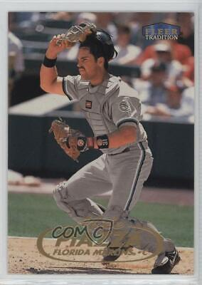 Piazza Marlins Actual Cards From Baseball Hall Of Fame 13 1 Of